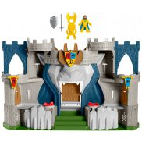 Fisher-Price Imaginext - Zestaw Zamek królewski Lwa + Figurka HCG45
