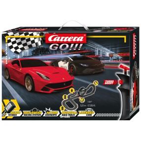 Carrera GO!!! - Speed 'n Chase 62534