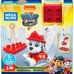 Mega Bloks Junior Builders - Psi Patrol Figurka Marshall GYH90