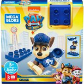 Mega Bloks Junior Builders - Psi Patrol Figurka Chase GYH91