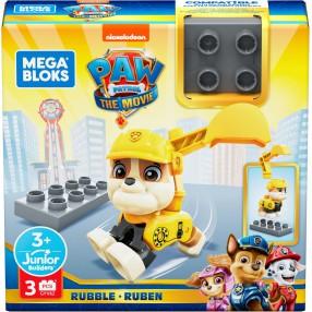 Mega Bloks Junior Builders - Psi Patrol Figurka Rubble GYV62