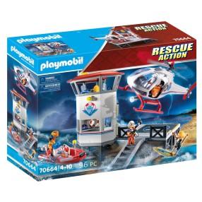 Playmobil - Mega Set Ochrona wybrzeża 70664