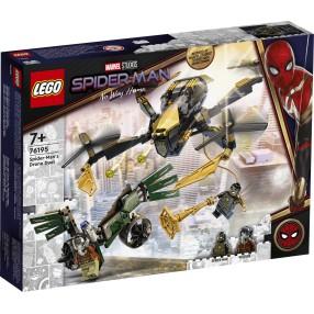 LEGO Marvel Spiderman - Bojowy dron Spider-Mana 76195