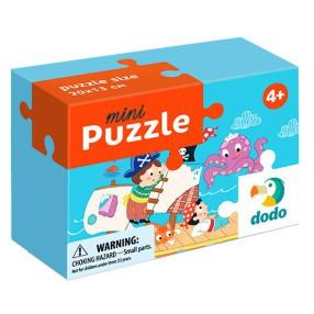 Dodo - Puzzle Mini Morskie Przygody 35 el. 300279