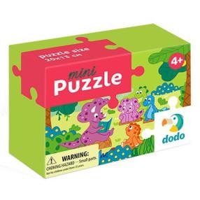 Dodo - Puzzle Mini Dino i Przyjaciele 35 el. 300281