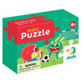 Dodo - Puzzle Mini Słodkie Potworki 35 el. 300282