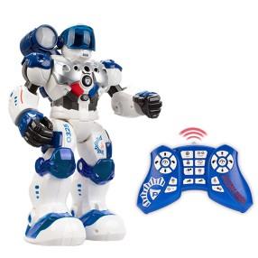 Xtrem Bots - Interaktywny Robot Patrol do nauki programowania 380972