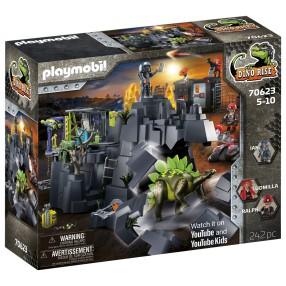 Playmobil - Dino Rock 70623