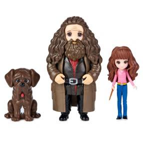 Harry Potter - Wizarding World Figurki 2-pak Rubeus Hagrid i Hermiona Granger 6061833