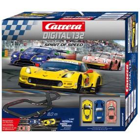Carrera DIGITAL 132 - Spirit of Speed 30016