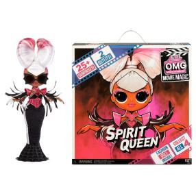L.O.L. SURPRISE - Lalka O.M.G. Movie Magic Spirit Queen OMG LOL 577928