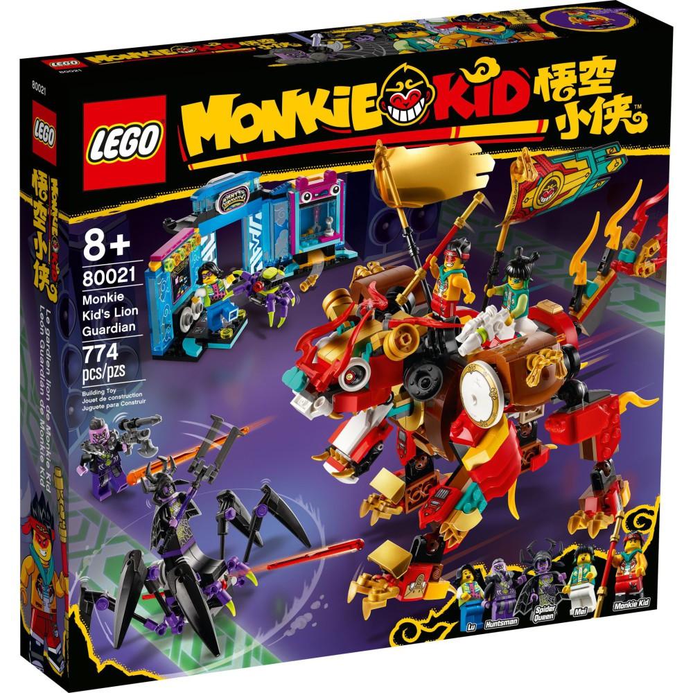 LEGO Monkie Kid - Lwi strażnik Monkie Kida 80021