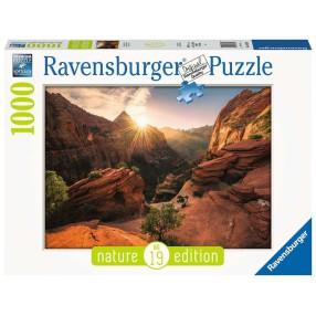 Ravensburger - Puzzle Kanion Zion w USA 1000 elem. 167548