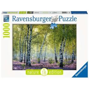 Ravensburger - Puzzle Las brzozowy 1000 elem. 167531