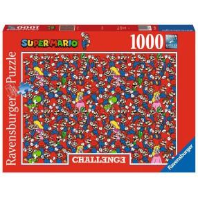 Ravensburger - Puzzle Challenge Super Mario Bros 1000 elem. 165254