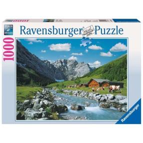 Ravensburger - Puzzle Monti Karwendel Austria 1000 elem. 192168