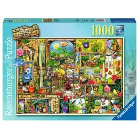 Ravensburger - Puzzle Półka ogrodowa 1000 elem. 194827