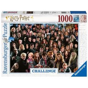 Ravensburger - Puzzle Challenge Harry Potter 1000 elem. 149889