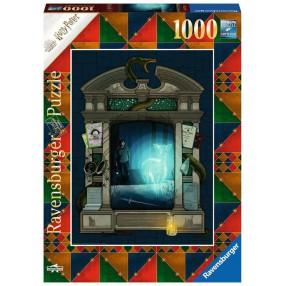 Ravensburger - Puzzle Harry Potter i Insygnia Śmierci cz.1 1000 elem. 167487