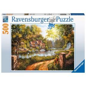 Ravensburger - Puzzle Domek 500 elem. 165827