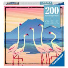 Ravensburger - Puzzle Moment Tanzania 200 elem. 129614