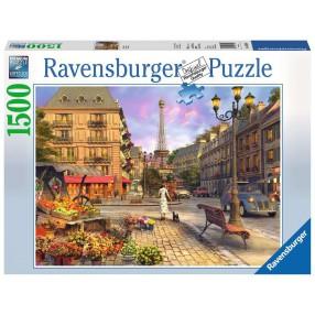 Ravensburger - Puzzle Dawny Paryż 1500 elem. 163090