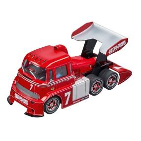 "Carrera DIGITAL 132 - Carrera Racetruck Truckster Cabover Scuderia Triceratops, ""No.7"" 30988"