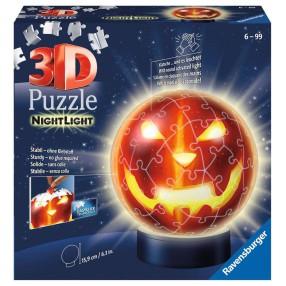Ravensburger - Puzzle 3D Dynia świecąca w ciemności 72 elem. 112531