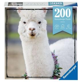 Ravensburger - Puzzle Moment Alpaka 200 elem. 132706