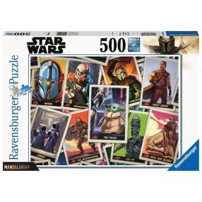 Ravensburger - Puzzle Star Wars Mandalorian 500 elem. 165612