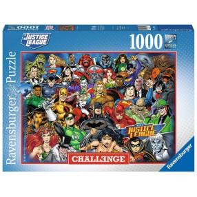 Ravensburger - Puzzle Challenge DC Comics 1000 elem. 168842