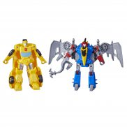 Hasbro Transformers Cyberverse - Roll and Combine Bumbleswoop F2733