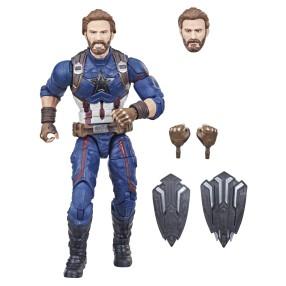Hasbro Marvel Legends - Captain America Avengers Infinity War F0185
