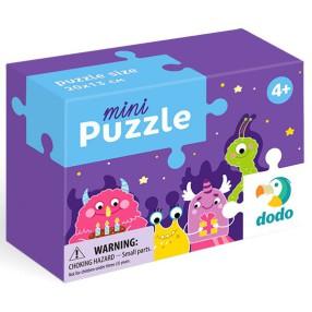 Dodo - Puzzle Mini Urodziny 35 el. 300283