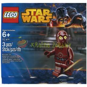 LEGO Star Wars - Figurka TC-4 5002122