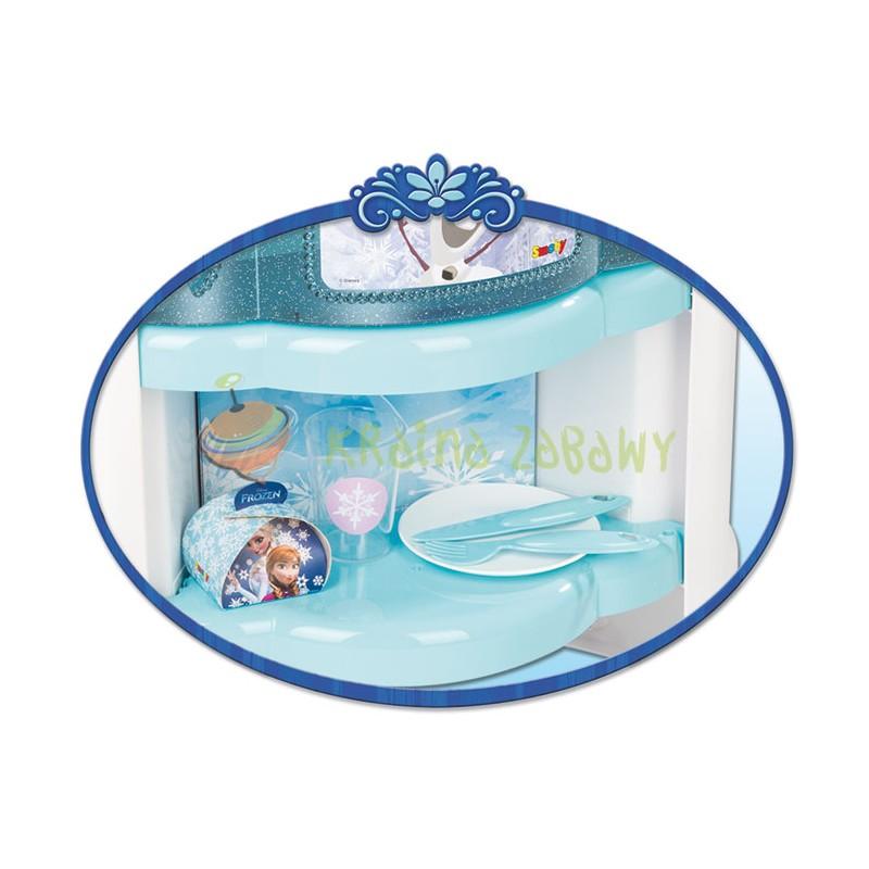 Smoby Frozen Kuchnia Dla Dzieci Kraina Lodu 24498