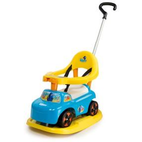 Smoby - Jeździk Auto Super Samochód z dźwiękiem Dory 720610