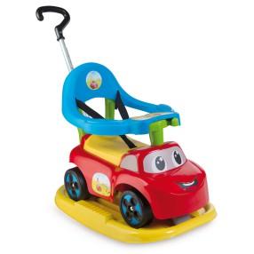 Smoby - Jeździk Auto Super Samochód z dźwiękiem Czerwony 720609