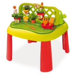 Smoby - Stolik ogrodowy do zabawy 840100