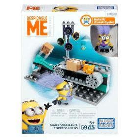 Mega Bloks Minionki - Małe zestawy Paczkomania DKY85