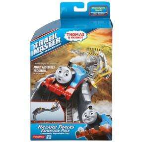 Fisher-Price Track Master - Zestaw torów Niebezpieczna trasa CDB66
