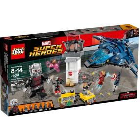LEGO Super Heroes - Starcie superbohaterów 76051