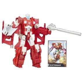 Hasbro Transformers Generations - Figurka Voyager Scattershot B0975 B4664