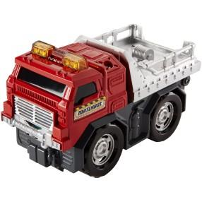 Matchbox - Rozkładana ciężarówka Czerwona CCW13