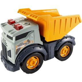 Matchbox - Rozkładana ciężarówka Żółta DKR84