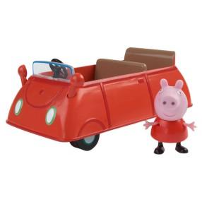 TM Toys Świnka Peppa - Samochód Peppy z figurką 05324
