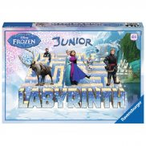 Ravensburger - Gra Junior Labirynt Frozen Kraina Lodu 211869