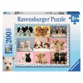Ravensburger - Puzzle Idealne szczeniaczki XXL 200 elem. 127696