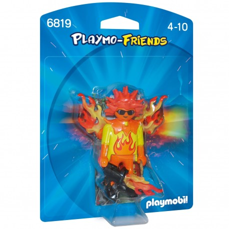 Playmobil - Flamiac 6819