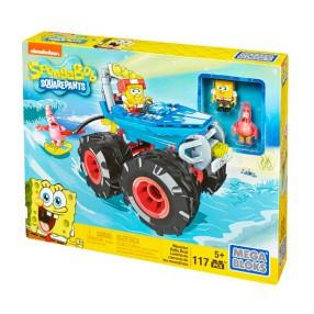 Mega Bloks SpongeBob - Łódź rajdowa DKT71
